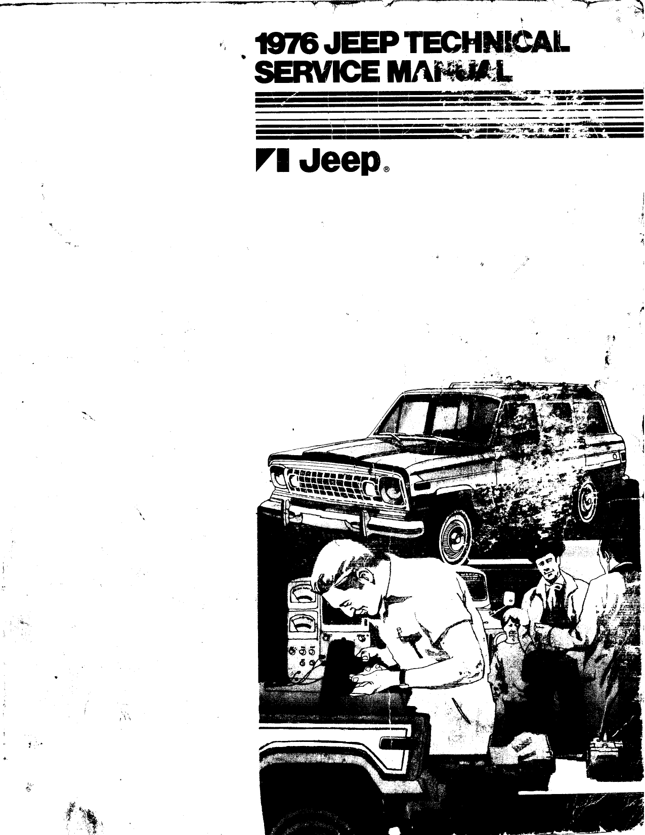 Technical Service Manual January 1975